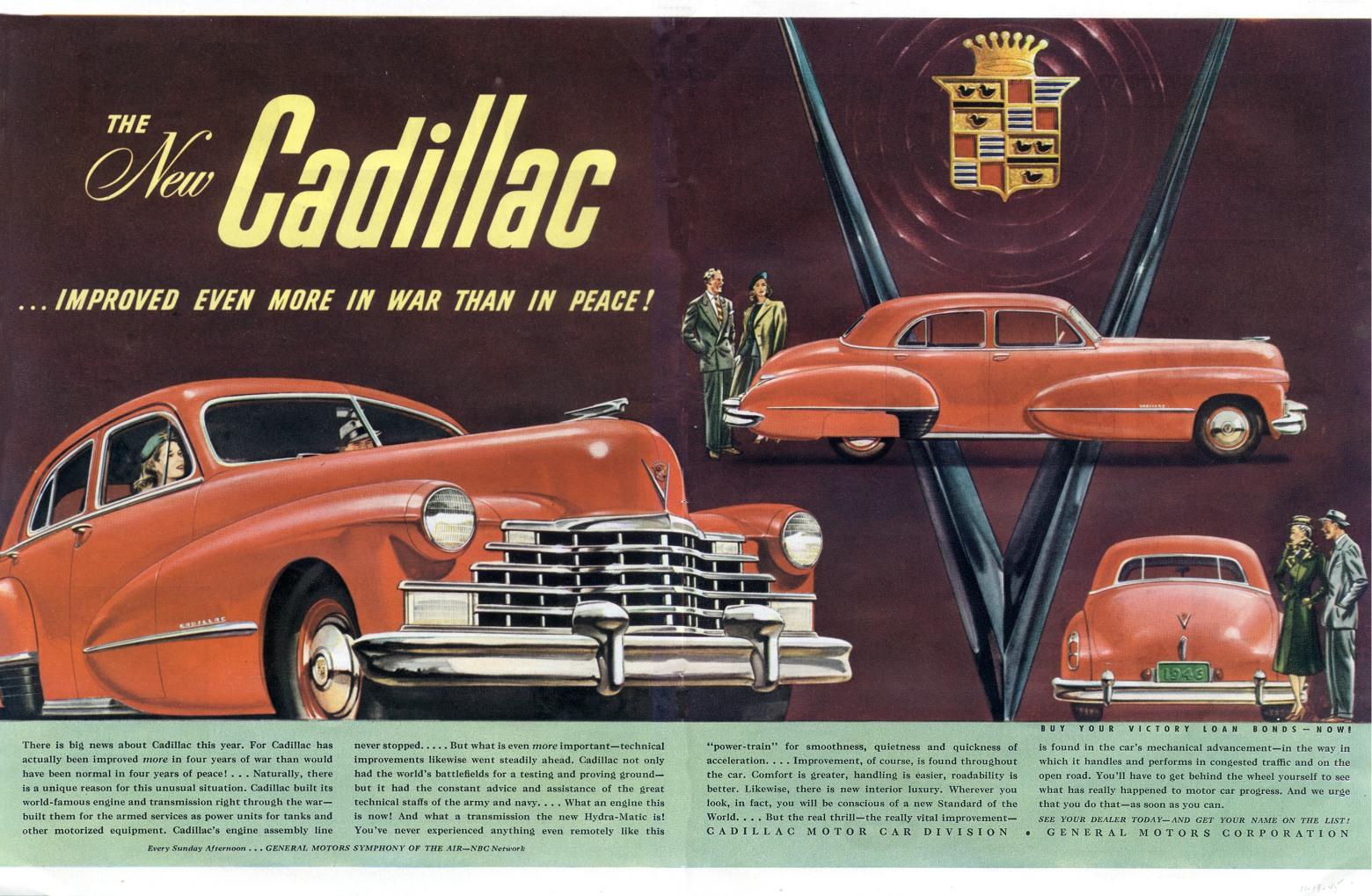 Directory Index: Cadillac & LaSalle/1946