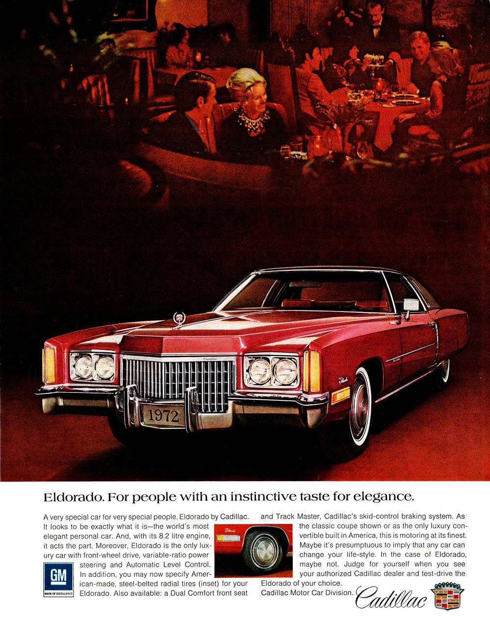 Directory Index: Cadillac & LaSalle/1972