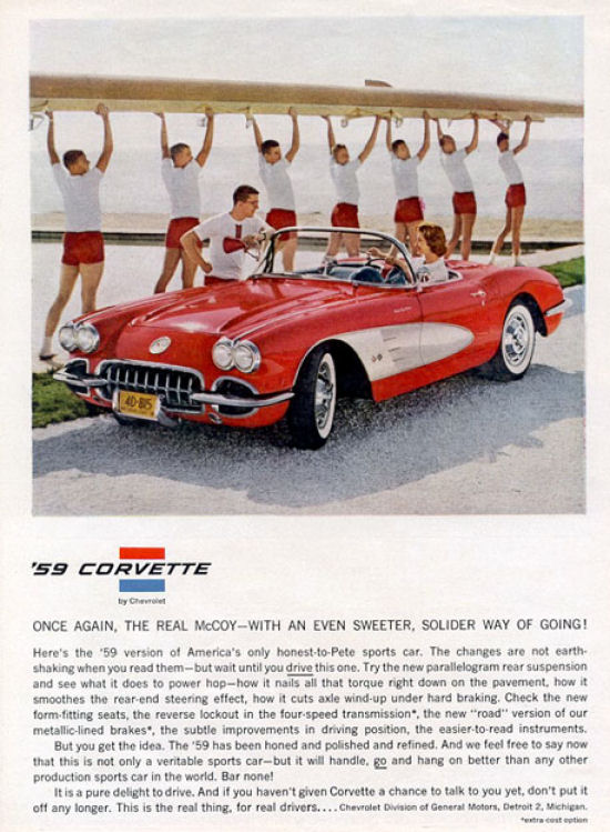 Cars050 as well 1959 20Corvette 20Ad 01 together with 63c together with 5966940433 additionally Wire Wheels 1953 Packard. on 1950s car ads
