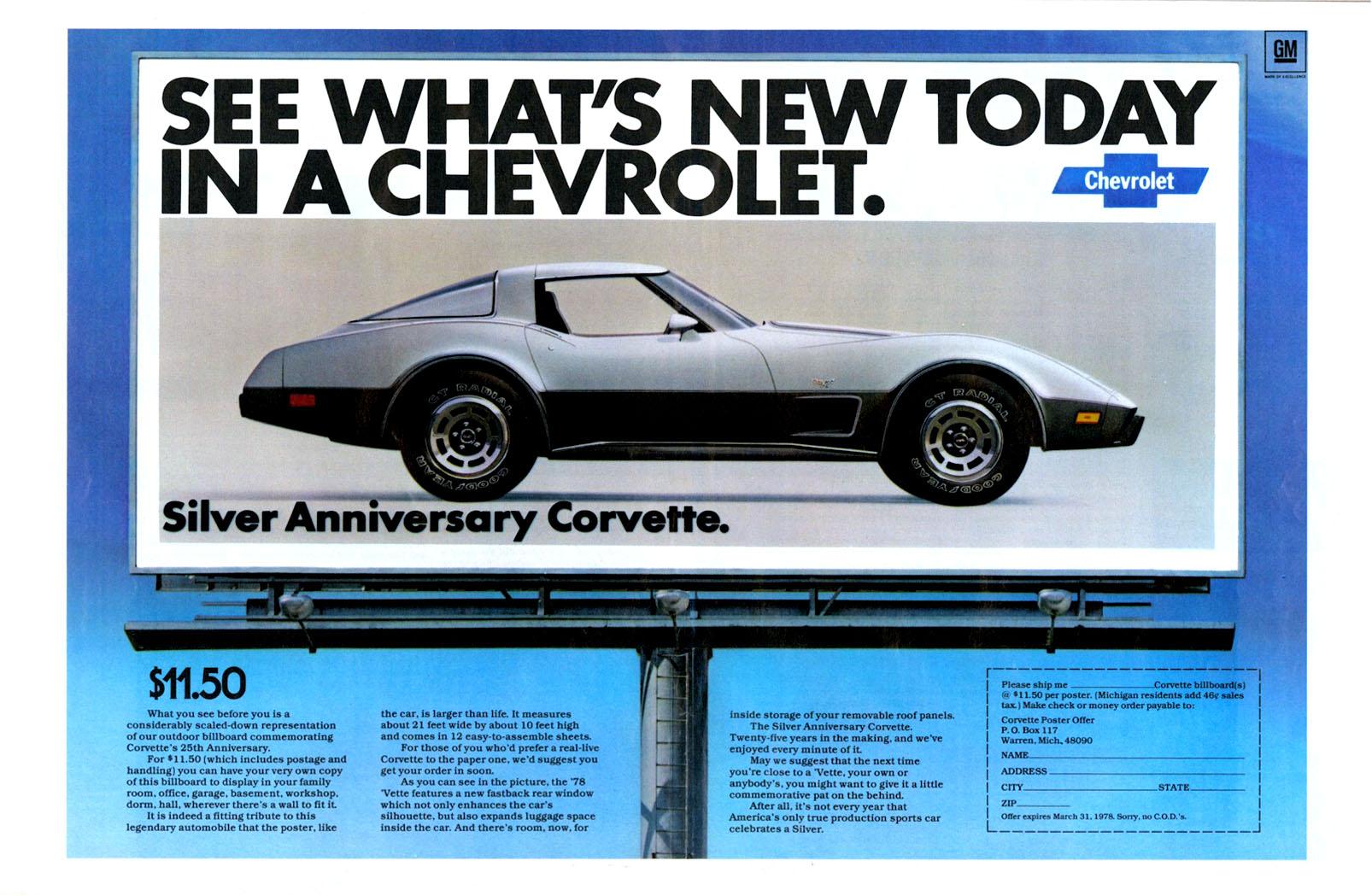 directory index chevrolet corvette 1978 rh oldcaradvertising com 1978 corvette manual transmission starters 1978 corvette manual free download