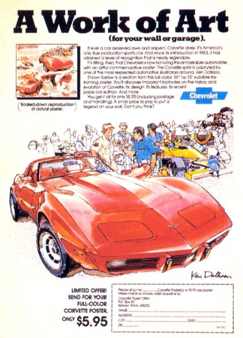 chevrolet ad with 1979 20corvette 20ad 02 on 67 Cadillac Eldorado Stock Car By Rubrduk 352833211 together with 68446 also Photo 01 together with 1633258 also Viaturas Da Policia De Sao Paulo.