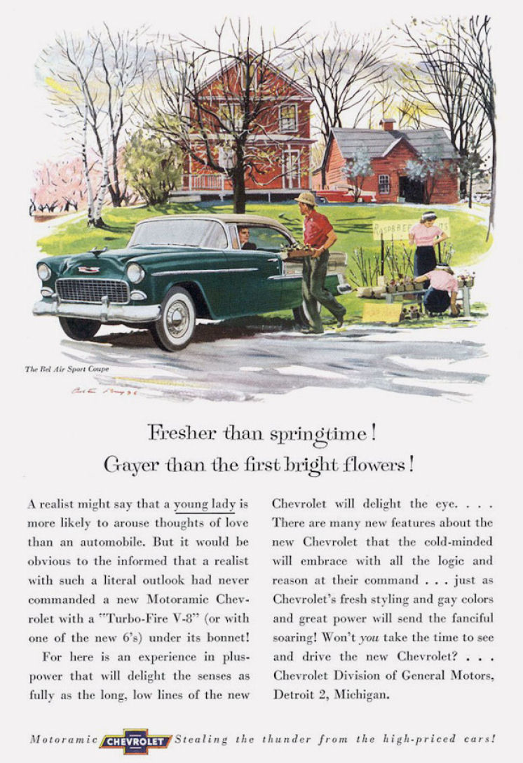 1955 Chevrolet Ad 08