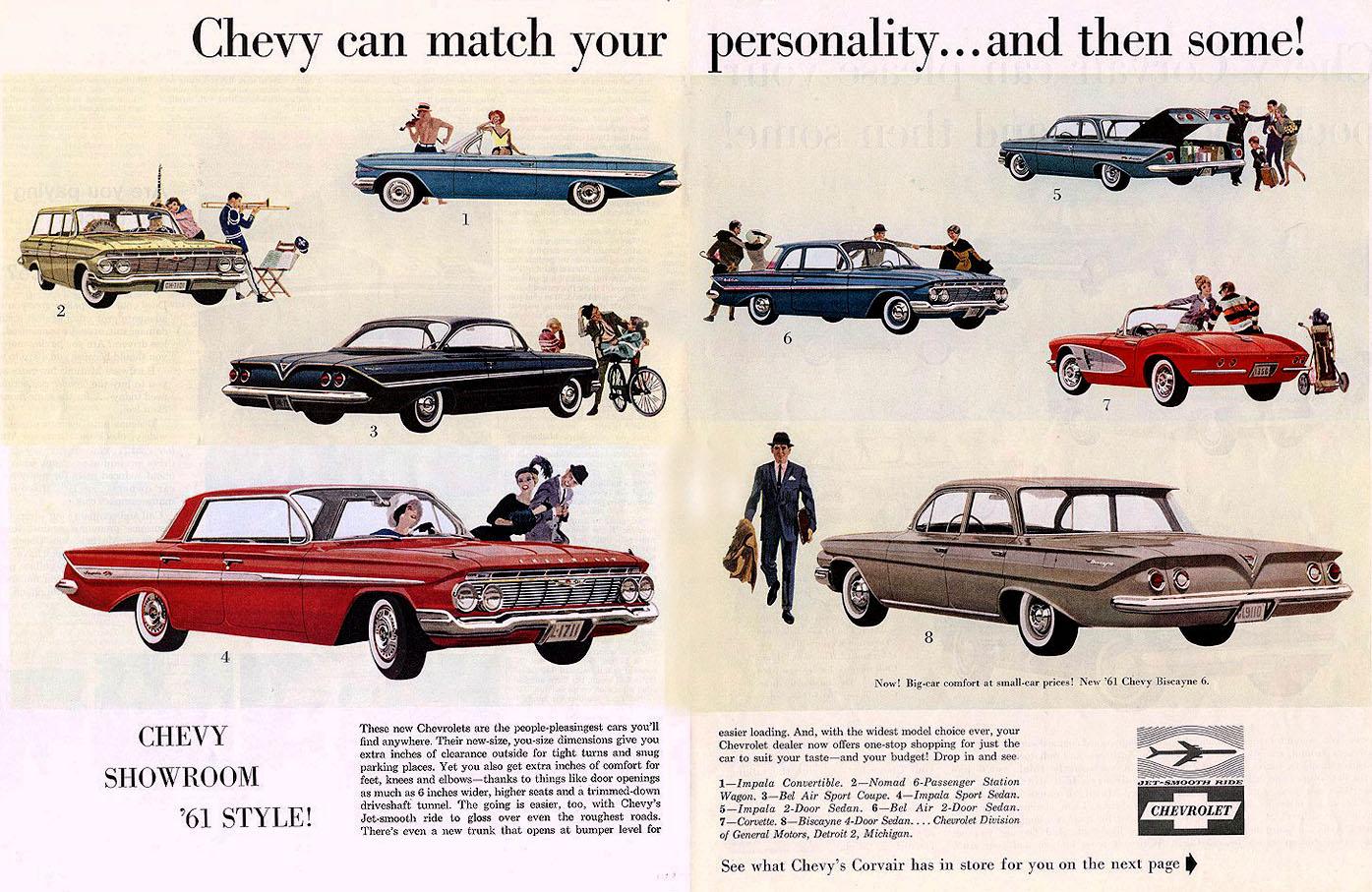 1961 Chevrolet Ad 02