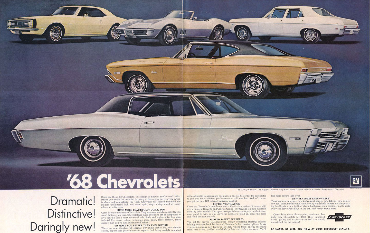 1968 Chevrolet Ad 01