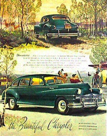 1947 20Chrysler 20Ad 05 on 1947 car ads
