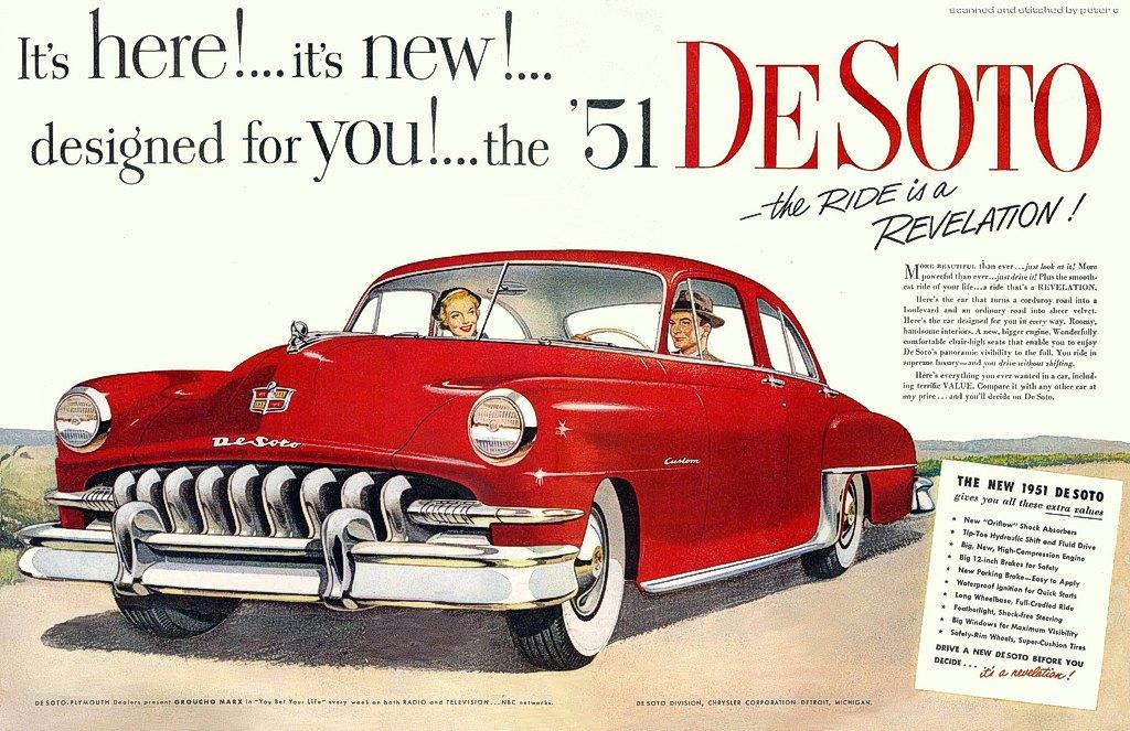 directory index desoto 1951 desoto