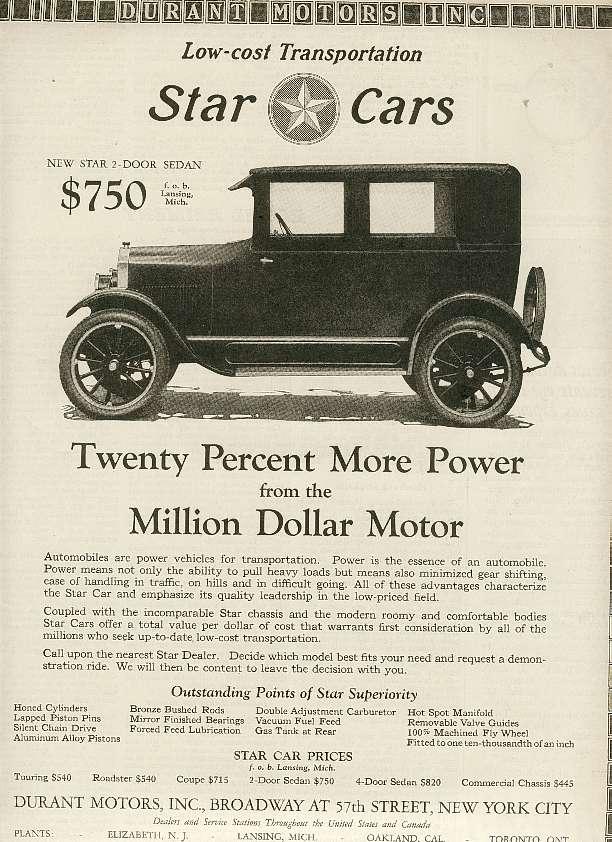 1925 star ad 01. Black Bedroom Furniture Sets. Home Design Ideas