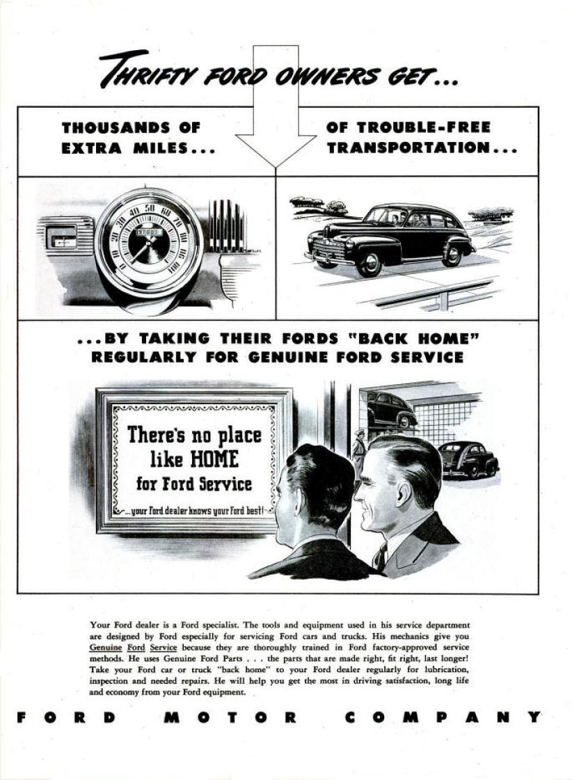 Directory Index: Ford Motor Company Corporate Ads/1946