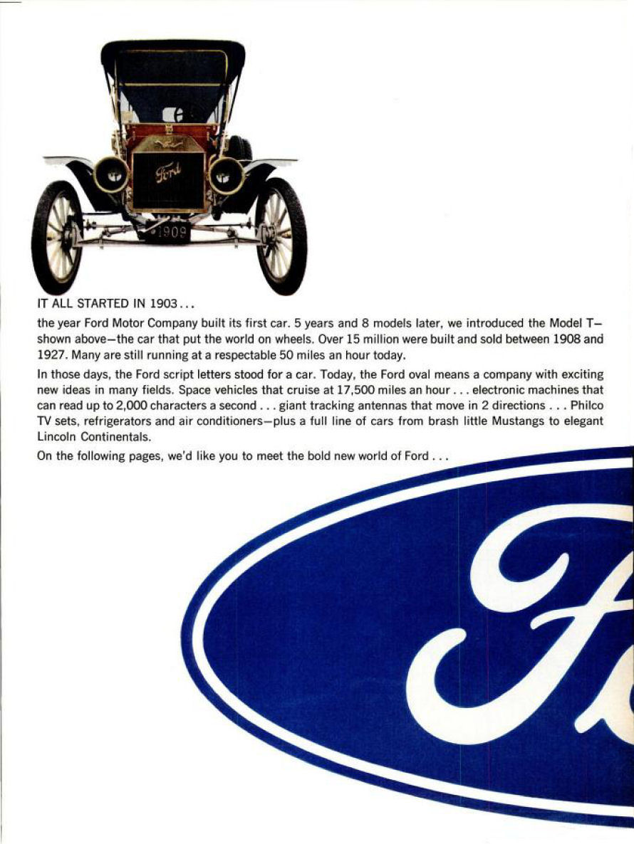 1966 fmc ad 01a for Ford motor company corporate