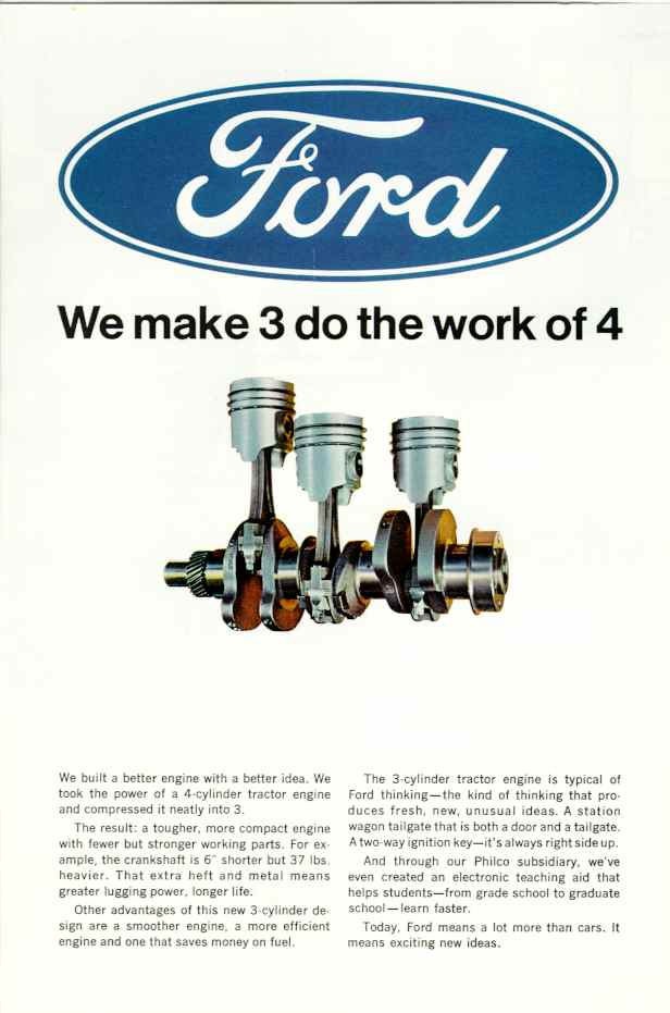 1966 fmc ad 03 for Ford motor company corporate