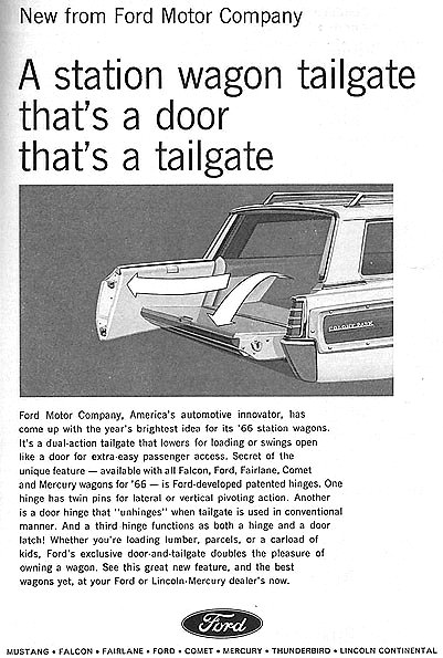 1966 fmc ad 05 for Ford motor company corporate