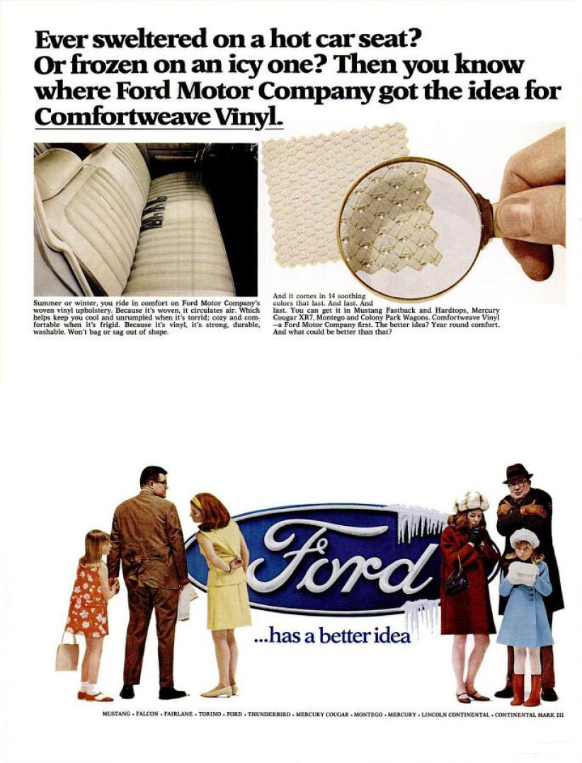 1968 fmc ad 03 for Ford motor company corporate