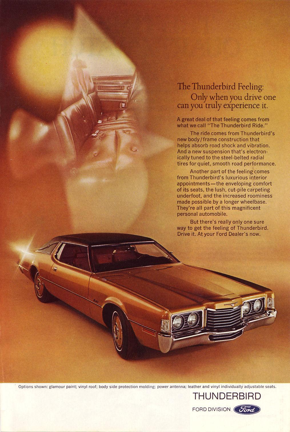 1972 Ford Thunderbird Ad 02