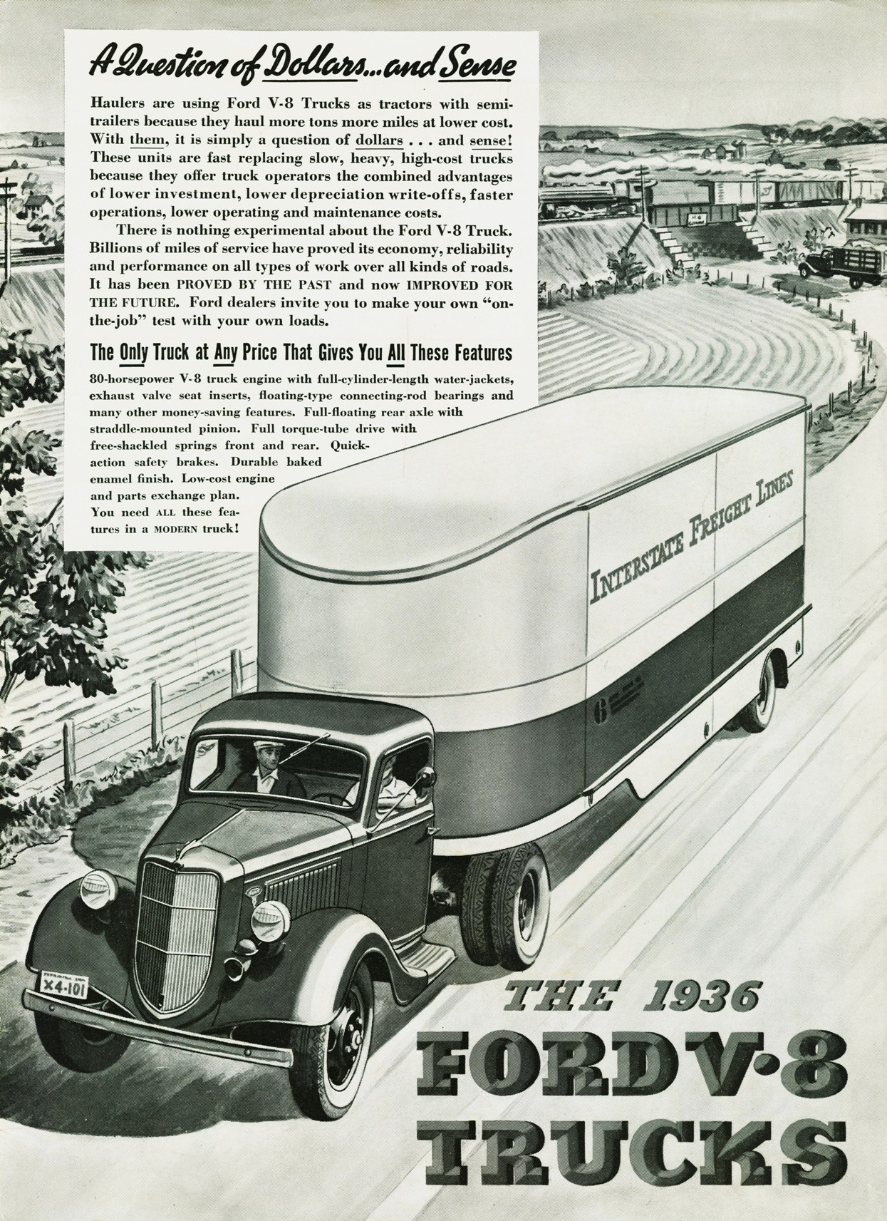 Ford Truck Ads Autos Post