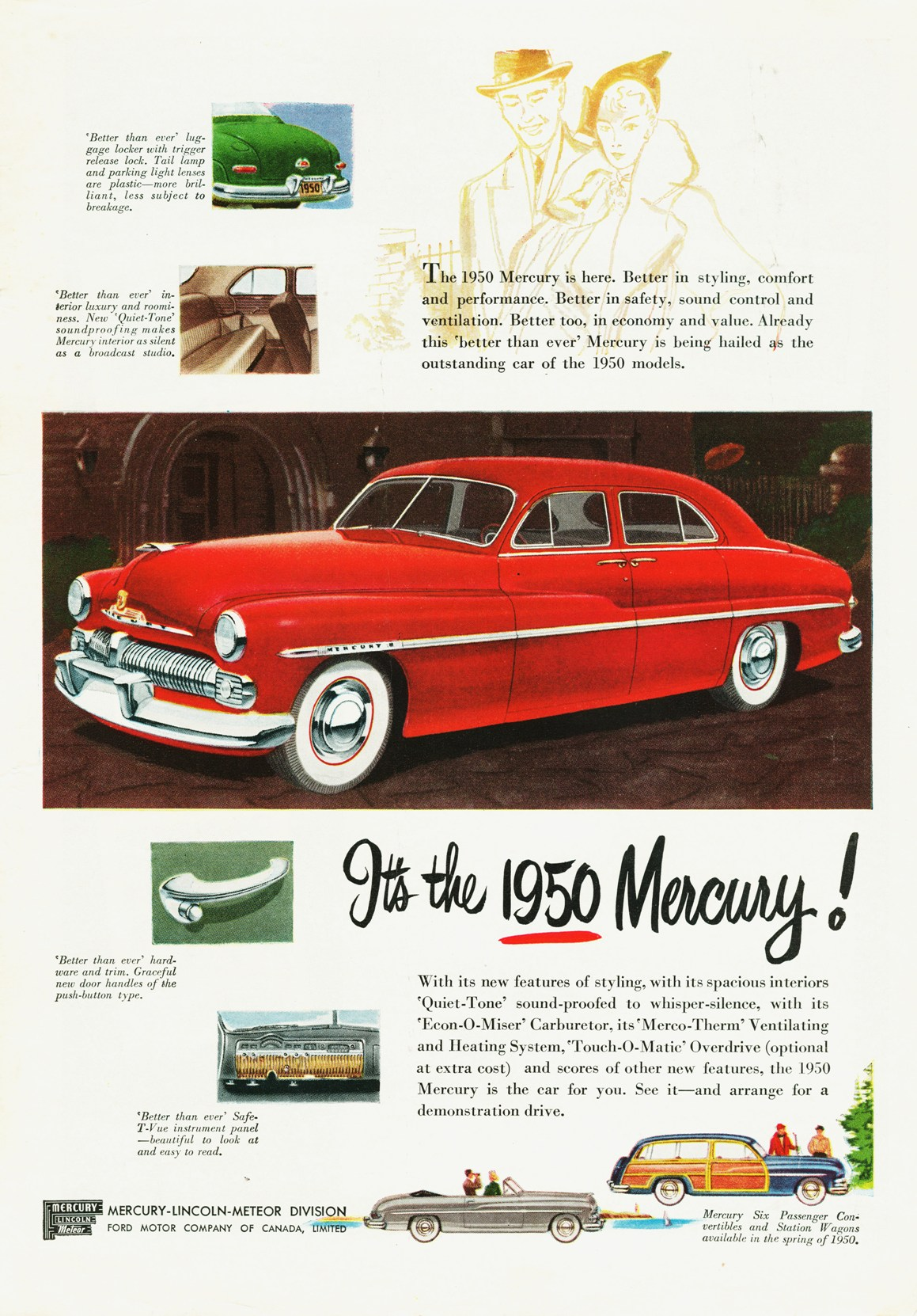 Directory Index: Ford of Canada/Ads-Cars/1950s