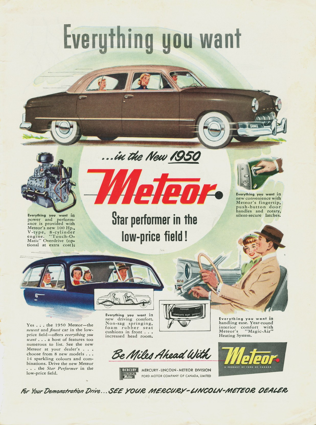 Ads  - Meteor Ad
