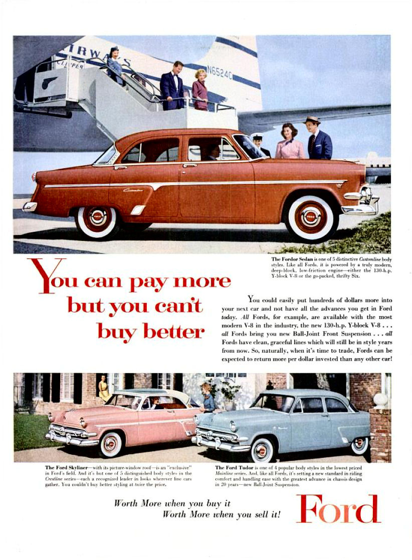 1954 Ford Ad 01