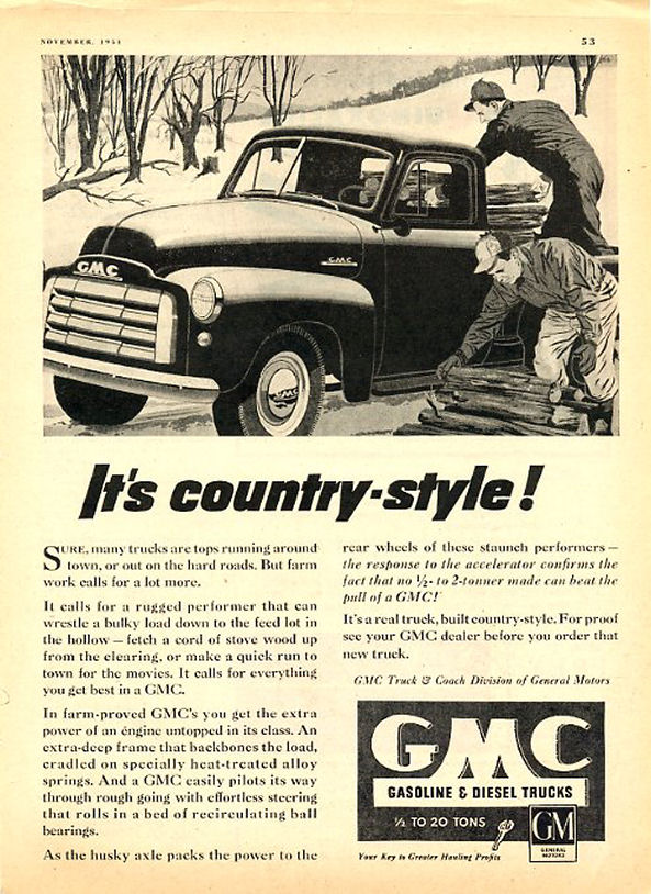 The Stovebolt Page For Old Gm Gmc Chevy Trucks.html | Autos Weblog