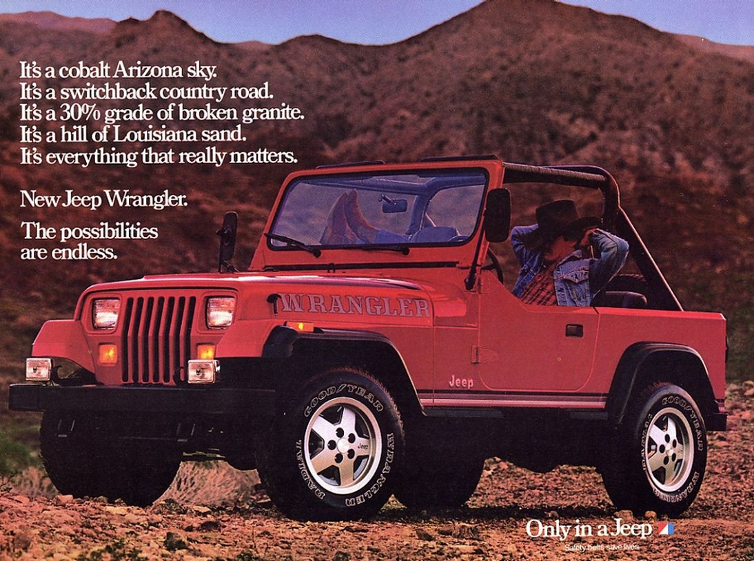 directory index jeep 1970 87 ads 1987 rh oldcaradvertising com