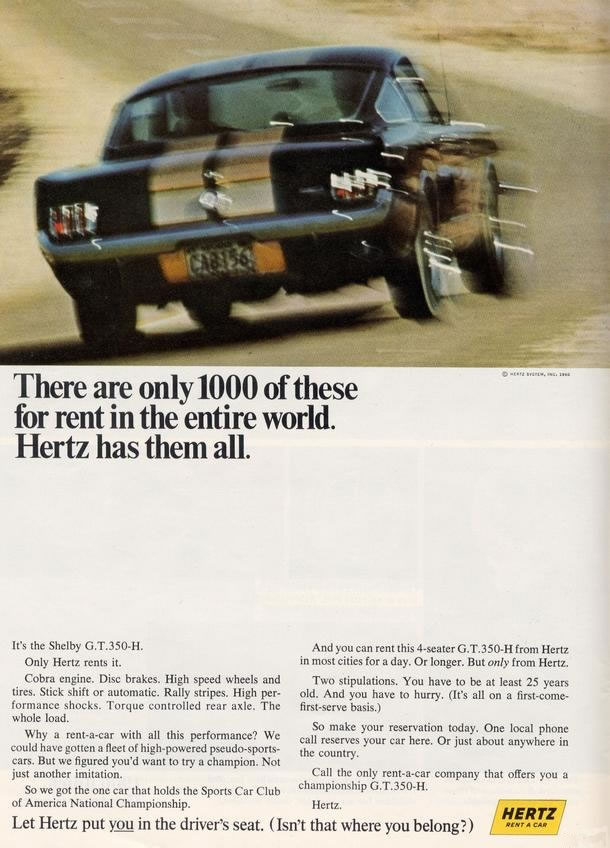 1966 Shelby Mustang Ad 03