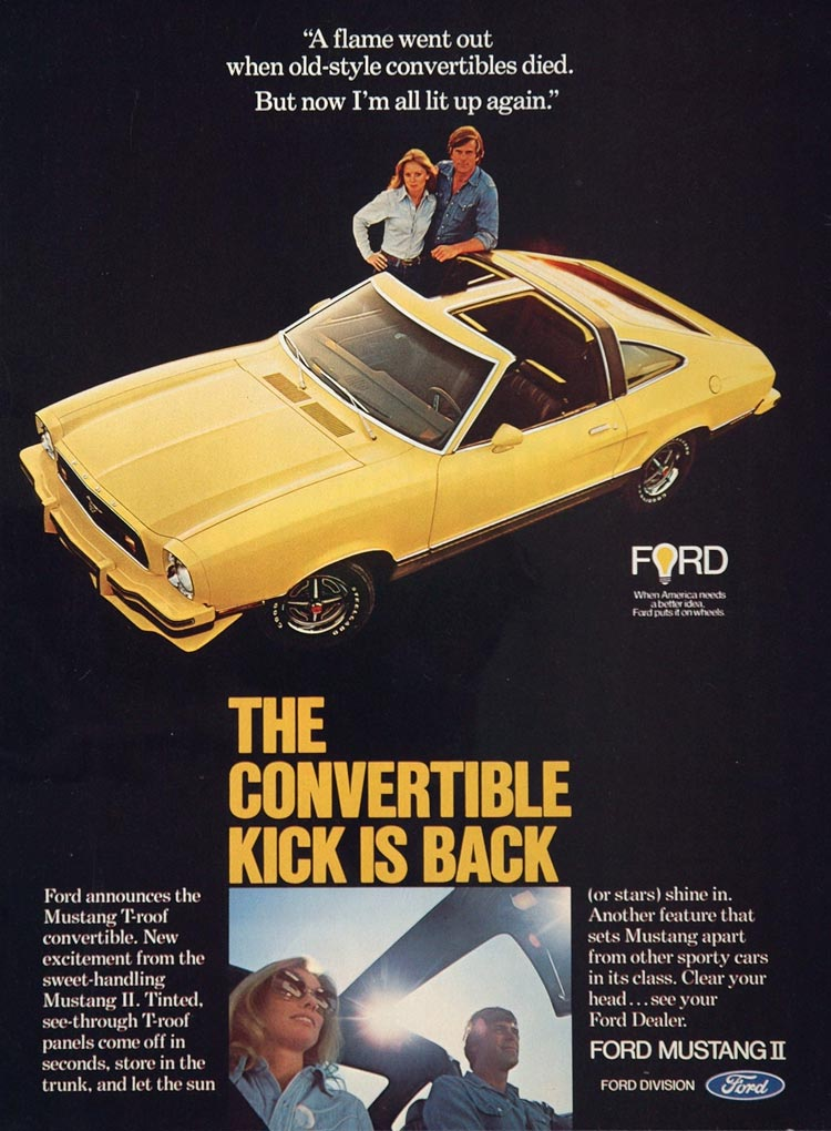 1977 Ford Mustang Ad 03