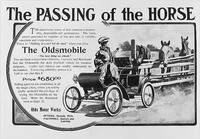 1903 Oldsmobile Runabout Ad