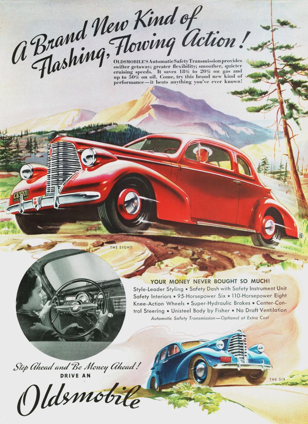 directory index oldsmobile 1938 rh oldcaradvertising com Oldsmobile 442 66 Oldsmobile