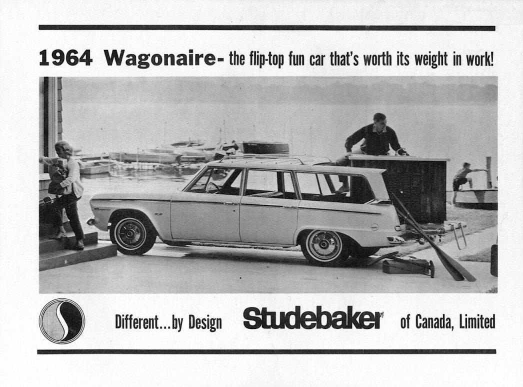 1964 Studebaker Ad 01